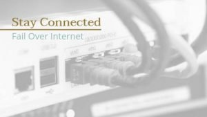 fail over internet connection router