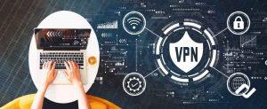 VPN concept art
