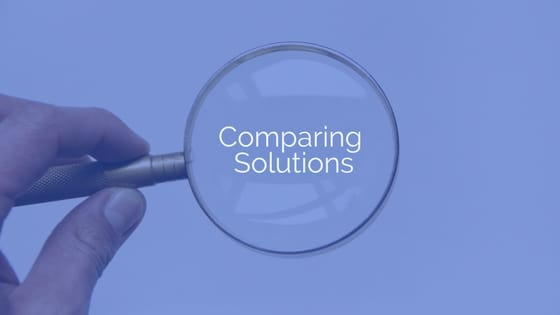 comparing IT solutions