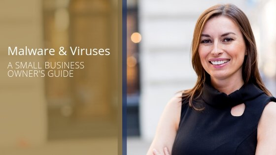 Cover Image For small business owners guide to malware and viruses