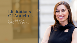 cover art for guide for small business on limits of antivirus software