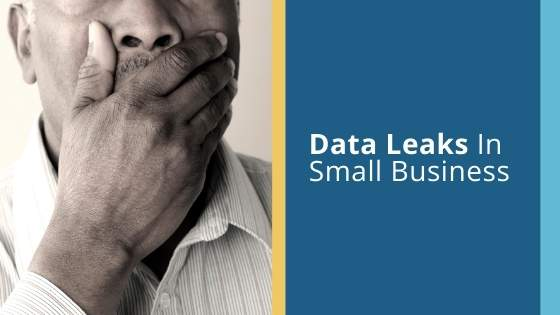 data leaks in small business cover image
