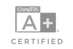 Logo for A plus Certified Computer Technicians For IT Support in Torontoner in Toronto
