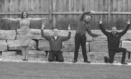 tucu team photo - throwback