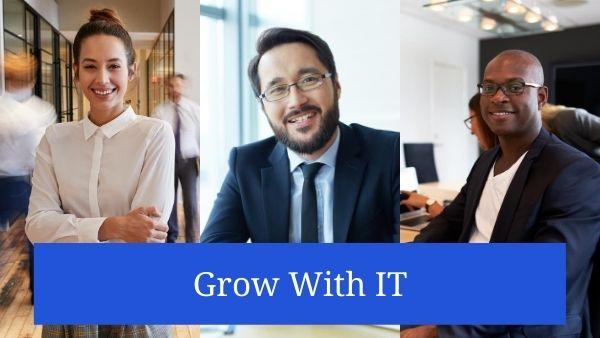 business owners growing with IT support