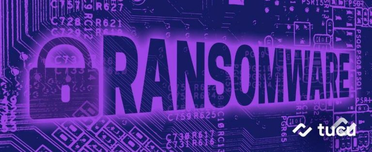 ransomware protection concept