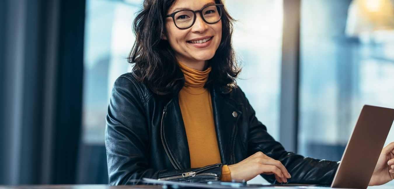 it compliance services client smiling after passing IT audit