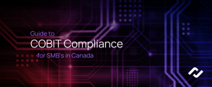 Guide to COBIT compliance Canada -cover